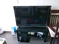"Sharp 37"" 1080p HD TV  Burnaby, V5H 0E5"