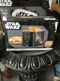 Waffle maker and toaster new in box  Brampton, L6R 0K4