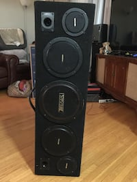 Sound system for car or pick ups 544 km