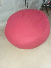 round red fabric ottoman chair McMinnville, 37110