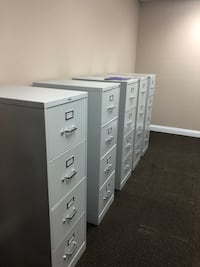 10 Hon Filing cabinets (legal size) Las Vegas, 89103
