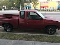 1990 Nissan Hardbody Truck North Charleston
