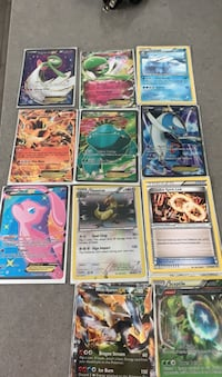 Pokemom mint card collection 11 mint cards Bethpage, 11714