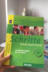Schritte international 1 Altıeylül, 10100