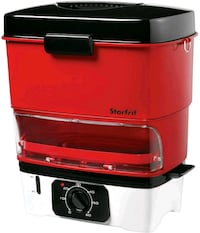 Starfrit  [TL_HIDDEN] 00 Electric Hot Dog Steamer  (NEW)