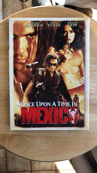 Once Upon a Time in Mexico DVD Laurel