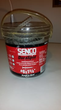$9.95 new drywall screws Senco Wynnewood