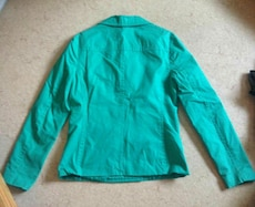 Trendy coat mint