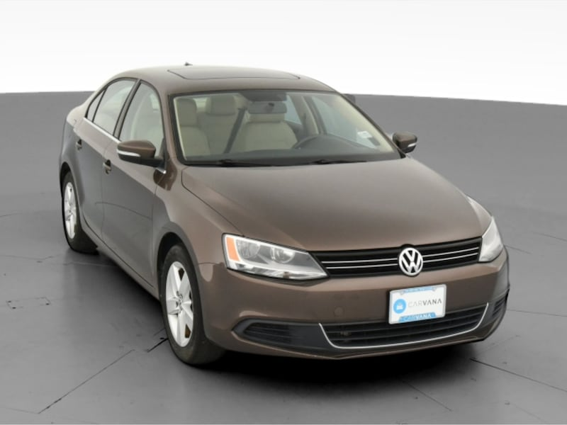 2013 VW Volkswagen Jetta sedan 2.0L TDI Sedan 4D Brown  e6fd104e-f9f1-4787-818d-b127645affb3