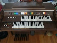 Piano marque Electro Chord Bass 2 Montreal, H1H