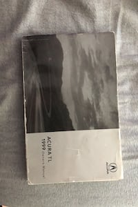 1999 Acura TL Owner's Manual