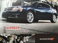 2013 Dodge Avernger WARREN