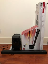 Soundbar sale(Negotiable) New Westminster, V3M