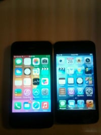 Iphone4s and iPod 32gb with earplugs  Gaithersburg, 20877