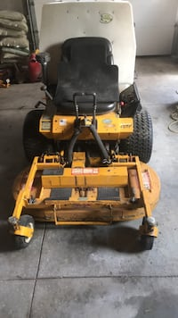 Walker lawnmower