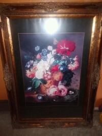 Beautiful large frame and picture Colorado Springs, 80909