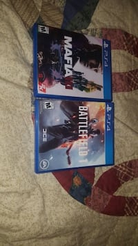 2 PS4 Games Maryland
