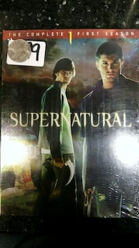 Supernatural Season 1 Washington, 20010