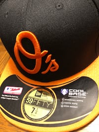 Brand New 58 Fifty New Era MLB Fitted Hat. Available Now Hanover, 21076