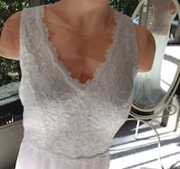 MUST SEE BNWT Wedding Dress It's all about that train! Branson West, 65737
