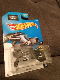 The Bat HotWheels Car Collectible 227/250 Charleston, 29414