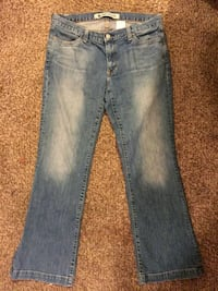 WOMENS SIZE 10 GAP LONG AND LEAN JEANS Saraland, 36571