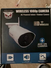 Wireless 1080p Camera Chevy Chase View, 20895