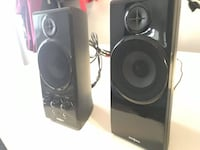 Insignia PC 2.1 speaker system Wyoming