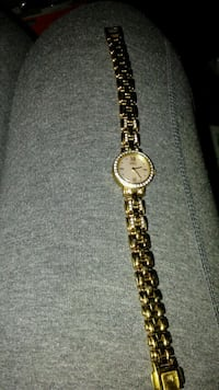 Womens Citizen Eco Drive waterproof Watch in Gold Ringgold, 30736