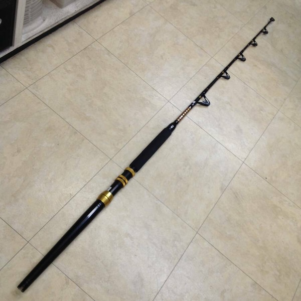 Penn International II Rod with Aftco straight Butt