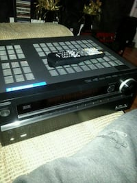 onkyo txnr 709 with remote control.