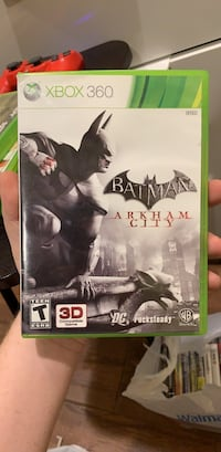 Batman Arkham City  (PS3) Washington, 20016