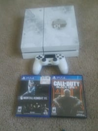 Ps4 limited edition destiny  University Heights, 44118
