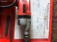 Hilti Hammer Drill TM-7s Rotary w/case and bit Washington, 20019