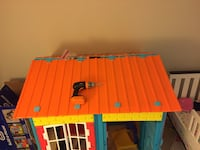Child Build A House With  Drill Alexandria, 22315