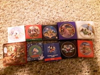Disney ornaments  Shade Gap