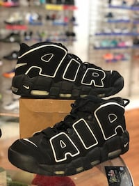 Black and white uptempo size 14 Silver Spring, 20902