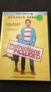 Instructions not Included DVD Nampa, 83687