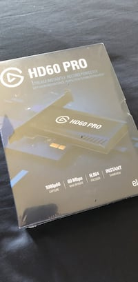 Elgato HD60 Pro SEALED NEVER BEEN OPENED Vaughan, L4H 2W6