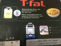 deep fryer( brand new sealed in a box)