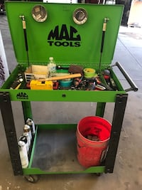 Mac tools tool cart (cart only) (no tools) Chicago, 60617