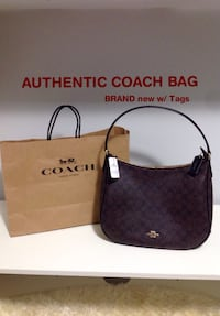 COACH Shoulder Bag (Authentic and Brand New with tags)- PRICE FIRM. Toronto, M6G