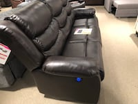 black leather recliner sofa chair Sharonville, 45241