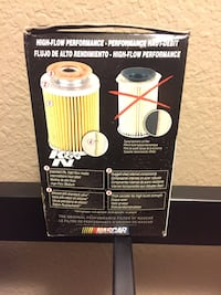 two white and yellow oil filter boxes Mission Viejo, 92692