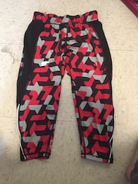 black and red chevron pants Winnipeg, R2X 2J3