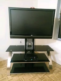 """42 """" L-G Flat Screen Television With Stand. Newmarket, L3Y 8J5"""