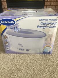 Dr. Scholl's Thermal Therapy paraffin Bath Mississauga, L5M 5T6