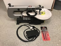 Like new Ryobi Scroll Saw Herndon, 20170