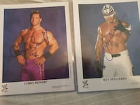 WWE autographs  mysterio only  Toronto, M1S