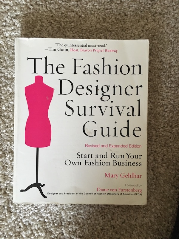 the fashion designer survival guide revised and expanded edition